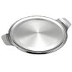 Zodiac Stainless Products 30cm Stainless Steel Cake Plate Base