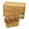 Zodiac Stainless Products Wooden Bread Bin