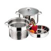 Zodiac Stainless Products Multi-Pot with Lid