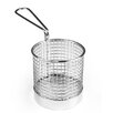 Zodiac Stainless Products Round Presentation Basket
