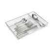 Zodiac Stainless Products Roma Cutlery Tray
