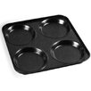 Zodiac Stainless Products Non-Stick 23 cm Square Metal Yorkshire Pud Tin (Set of 2)