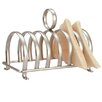 Zodiac Stainless Products 7 Bar Toast Rack