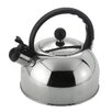 Zodiac Stainless Products 1.75L Stainless Steel Stovetop Kettle