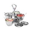 Astroluxe Ltd T/A Zodiac Stainless Products Company 21 cm x 21 cm Seasoning Sauce Stand