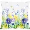 Apelt Blumenwiese Cotton Cushion Cover