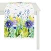 Apelt Blumenweise Tischläufer aus 100% Baumwolle