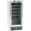 Maxx Ice 28 Bottle Single Zone Freestanding Wine Refrigerator
