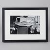Amaris Elements Winchester Taxi Framed Photographic Print
