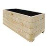 Wood Planter Box - Rowlinson Planters