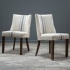 Home Loft Concepts Dolcetto Parsons Chair (Set of 2)
