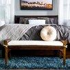 Home Loft Concepts Berkeley Wood Bedroom Bench