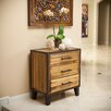 Home Loft Concepts Somerset 3 Drawer Chest