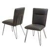 Home Loft Concepts Lewisvielle Parsons Chair (Set of 2)