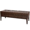 Home Loft Concepts Hobbes Wicker Garden Bench