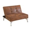 Home Loft Concepts Castletown Oversized Convertible Chair