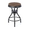 American Woodcrafters Selman Counter 25 Quot Swivel Bar Stool