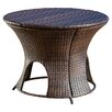 Home Loft Concepts Stephen Wicker Outdoor Round Storage Table
