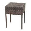Home Loft Concepts Anchorage Wicker Outdoor Accent Table