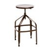 Home Loft Concepts Adjustable Height Swivel Bar Stool