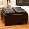 Woodhaven Hill Synergy Storage Coffee Table With Lift Top