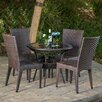 Home Loft Concepts Dixon 5 Piece Dining Set