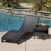 Home Loft Concepts Cabrillo 2 Piece Chaise Lounge Set