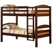 Home Loft Concepts Twin over Twin Bunk Bed
