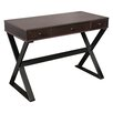 Home Loft Concepts Beverly 3 Drawer Writing Desk