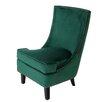 Home Loft Concepts Linde Velvet Side Chair