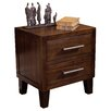 Home Loft Concepts Somerset 2 Drawer Nightstand