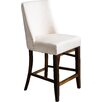 "Home Loft Concepts Harman 26.5"" Bar Stool with Cushion (Set of 2)"