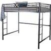 Home Loft Concepts Full Loft Bed Customizable Bedroom Set