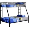 Home Loft Concepts Sunrise Twin over Full Bunk Bed