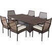 Darby Home Co Triggs 7 Piece Dining Set