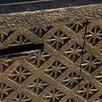 Home Loft Concepts Santana Metal Propane Fire Pit Table