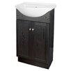 "Home Loft Concepts 22"" Single Euro Bathroom Vanity Set"