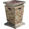 Home Loft Concepts Campo Metal Propane Fire Column