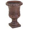 Turkish Quartz Urn Planter - Color: Brown - Home Loft Concepts Planters