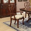 Hazelwood Home Arm Chair (Set of 2)
