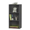 "Hazelwood Home 35"" Standard Bookcase"