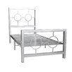 Hazelwood Home Metal Bed