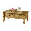 Henke Collection Mexican Antik Coffee Table
