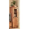 Henke Collection Mexican Solid Wood Display Cabinet
