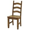 Henke Collection Mexican Antique Chair Set (Set of 2)