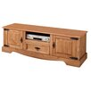 Henke Collection Mexican Antique TV Cabinet