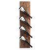 Henke Collection 4 Bottle Wine Rack