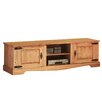 Henke Collection Mexican Antik TV Cabinet