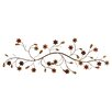 Andover Mills Flower Loaded Twig Wall Décor