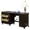 Andover Mills Degory Sewing Craft Cart